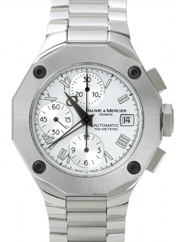 BAUME & MERCIER Riviera AUTOMATIC Chronograph Gents Watch 8727
